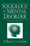 Sociology of Mental Disorder 7th edition 9780131928534 0131928538