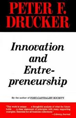 Innovation and Entrepreneurship 0 9780887306181 0887306187