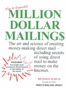Million Dollar Mailings 0 9781566251624 1566251621