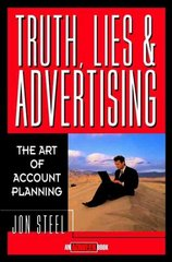 Truth, Lies, and Advertising 1st Edition 9780471189626 0471189626