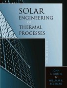 Solar Engineering of Thermal Processes 3rd edition 9780471698678 0471698679