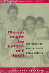 Mama Might Be Better Off Dead 0 9780226001395 0226001393