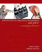 Introduction to Computing and Programming with Java 1st Edition 9780131496989 0131496980