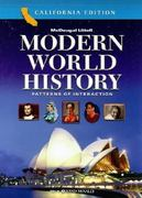 Modern World History California Edition 0 9780618557158 0618557156