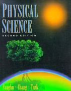 Physical Science 2nd edition 9780030011122 0030011124