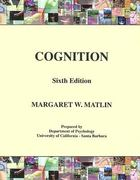 Cognition 6th edition 9780470146644 0470146648