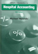HFMA's Introduction to Hospital Accounting 5th Edition 9781567932546 1567932541