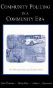Community Policing in a Community Era 0 9780195329926 0195329929