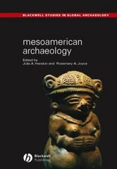 Mesoamerican Archaeology 1st Edition 9780631230526 0631230521