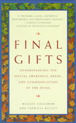 Final Gifts 1st Edition 9780553378764 0553378767