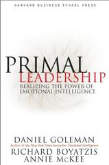 Primal Leadership 1st Edition 9781591391845 1591391849