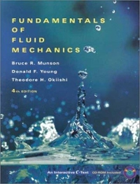 Fundamentals of Fluid Mechanics 4th edition 9780471442509 047144250X