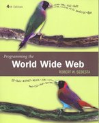 Programming the World Wide Web 4th Edition 9780321489692 0321489691