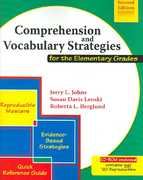 Comprehension and Vocabulary Strategies 2nd Edition 9780757527982 0757527981