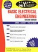 Schaum's Outline of Basic Electrical Engineering 2nd Edition 9780070113558 0070113556