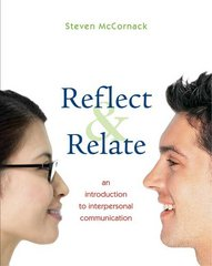 Reflect and Relate 1st Edition 9780312259495 0312259492