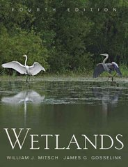 Wetlands 4th Edition 9780471699675 0471699675