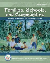 Families, Schools, and Communities 4th Edition 9780132392822 0132392828