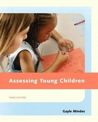 Assessing Young Children 3rd edition 9780131718210 0131718215