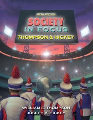 Society in Focus 6th edition 9780205516896 0205516890