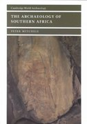 The Archaeology of Southern Africa 1st Edition 9780521633895 0521633893