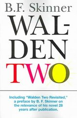 Walden Two 1st Edition 9781603840361 1603840362