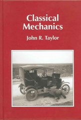 Classical Mechanics 0 9781891389221 189138922X