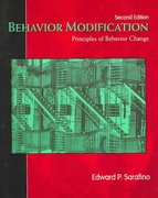 Behavior Modification 2nd edition 9781577663560 157766356X