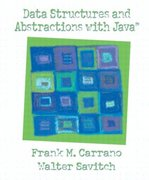 Data Structures and Abstractions with Java 0 9780130174895 0130174890