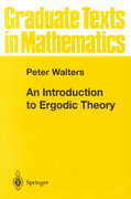 An Introduction to Ergodic Theory 0 9780387951522 0387951520