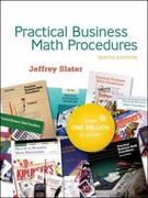 PRACTICAL BUS MATH PROCEDURES With Student DVD, WSJinsert,BMathHandbook 9th edition 9780077214562 0077214560