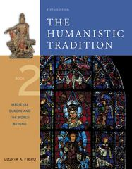 The Humanistic Tradition 5th Edition 9780072910094 0072910097