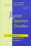Autism Spectrum Disorders 1st edition 9781557664457 1557664455