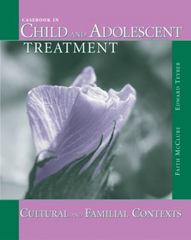 Casebook in Child and Adolescent Treatment 2nd Edition 9780534529406 0534529402