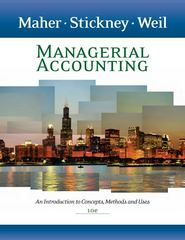 Managerial Accounting 10th edition 9780324639766 0324639767