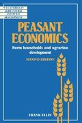 Peasant Economics 2nd edition 9780521457118 0521457114