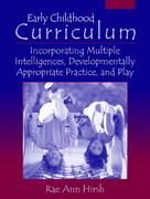 Early Childhood Curriculum 1st Edition 9780205376292 0205376290