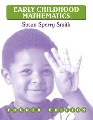 Early Childhood Mathematics 4th Edition 9780205594283 020559428X