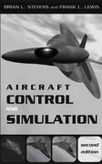 Aircraft Control and Simulation 2nd edition 9780471371458 0471371459