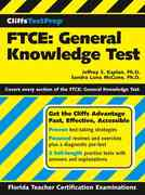CliffsTestPrep FTCE 1st edition 9780764589485 0764589482