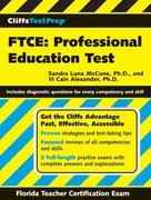 CliffsTestPrep FTCE 1st edition 9780764589959 0764589954