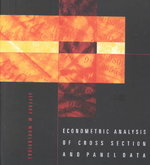 Econometric Analysis of Cross Section and Panel Data 1st edition 9780262232197 0262232197