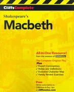 CliffsComplete Macbeth 1st edition 9780764585722 076458572X