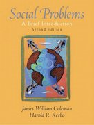 Social Problems 2nd edition 9780130283009 0130283002