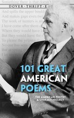 101 Great American Poems 0 9780486401584 0486401588
