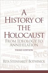 A History of the Holocaust 3rd Edition 9780131773196 0131773194