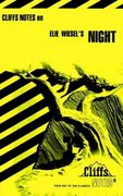 CliffsNotes on Wiesel's Night 1st Edition 9780822008934 0822008939