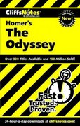 CliffsNotes on Homer's The Odyssey 1st edition 9780764585999 0764585991