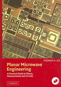 Planar Microwave Engineering 0 9780521835268 0521835267