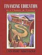 Financing Education in a Climate of Change 9th Edition 9780205419142 0205419143